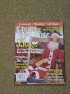 Past Issues Create And Decorate Magazine Aj S Trash2treasure Blog