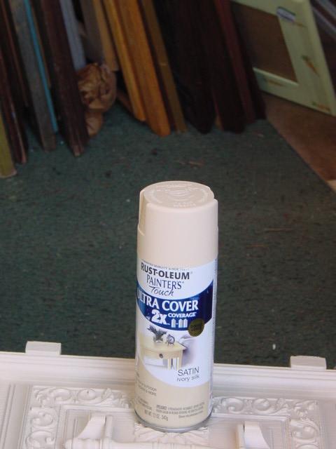 Trash to treasure aj 39 s trash2treasure blog page 4 for Spray paint plastic trash can