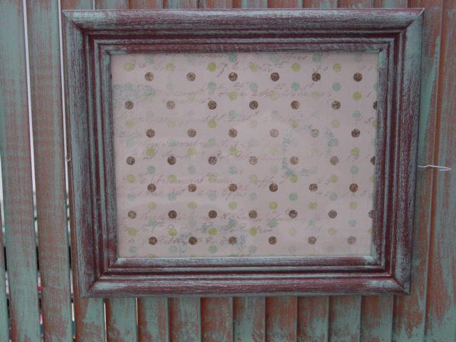 old frames into dry erase board | AJ\'s Trash2Treasure BLOG