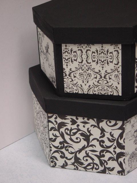 Paper Covered Paper Mache Boxes AJ's Trash40Treasure BLOG Fascinating Decorative Paper Mache Boxes