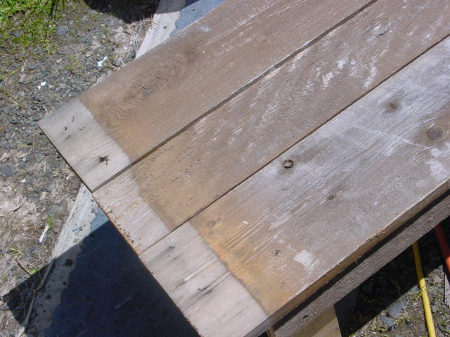 wood projects for old fence boards