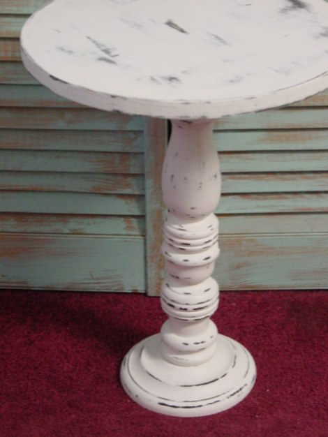 Shabby Chic Table Aj S Trash2treasure Blog