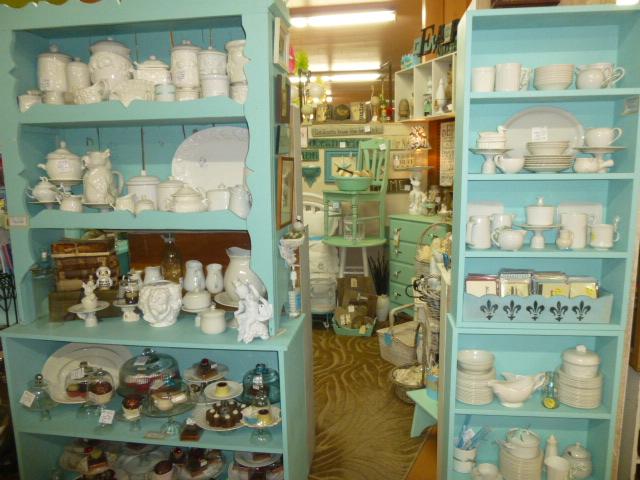 Antique Booth Display Ideas Ajs Trash2treasure Blog