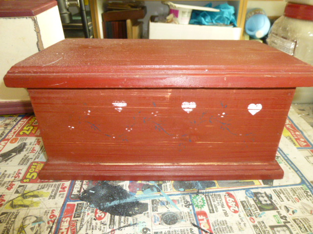 Woodwork Wooden Box Hinged Lid Plans Pdf Plans