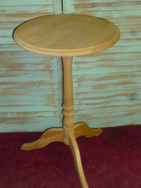 Unfinished Wood Plant Stand ~ Unfinished wood plant stand aj s trash treasure