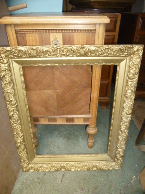 old picture frames | AJ\'s Trash2Treasure BLOG