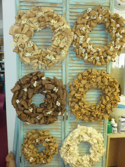 Paper Wreaths Ajs Trash2treasure Blog