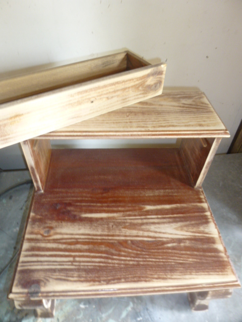 Two Step Stool With Drawer Aj S Trash2treasure Blog