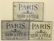 """$32. PARIS MERCANTILE: 9"""" X 15"""""""