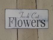 """$19. FRESH CUT FLOWERS: 6"""" X 12"""""""