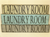 "$29. LG LAUNDRY ROOM: 6"" X 24"""