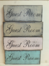 "$19. GUEST ROOM: 5"" X 13"""